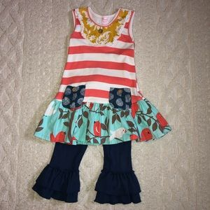 Giggle Moon toddler size 4